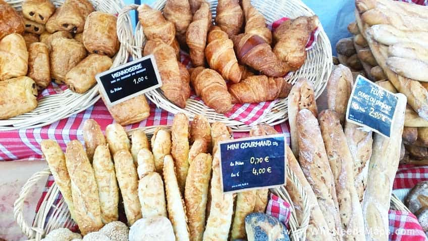 Paris Food Tour-bread-paris-2