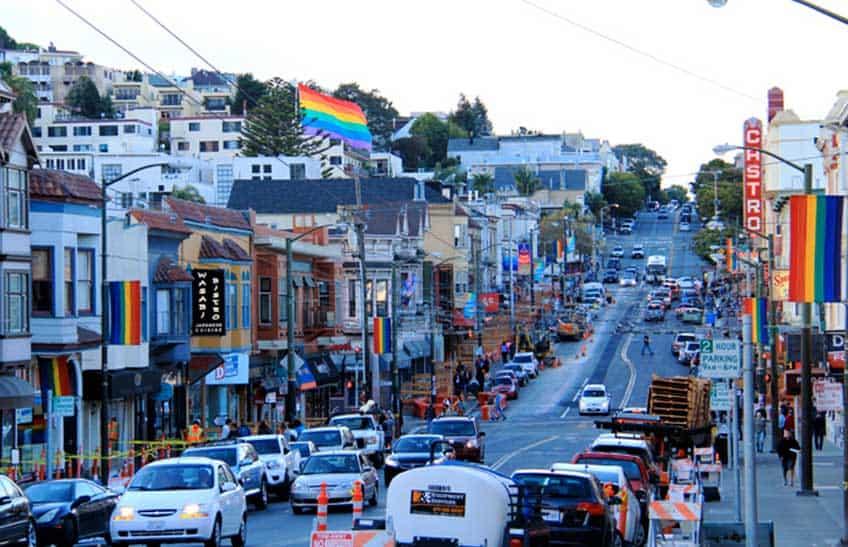 top gay travel destinations-USA