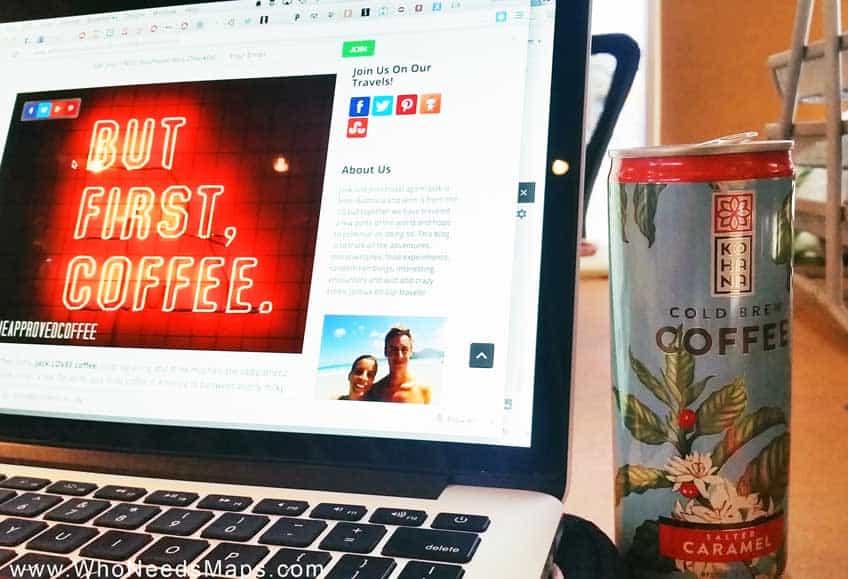best coffee in LA kohana