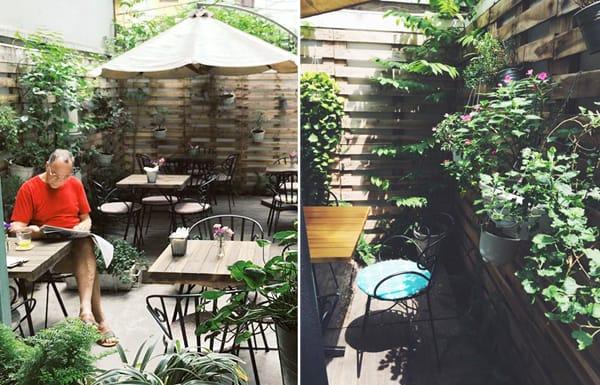 cup of tea cafe and bistro best coffee in Hanoi Vietnam