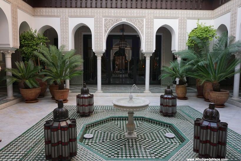 Explore marrakech riad