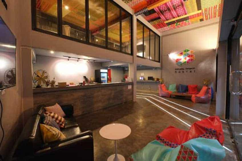 Best hostels in Bangkok - everyday bangkok hostel