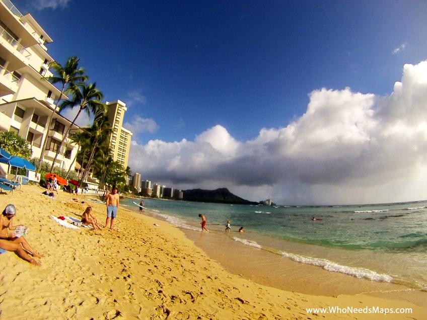 gone surfing hawaii waikiki