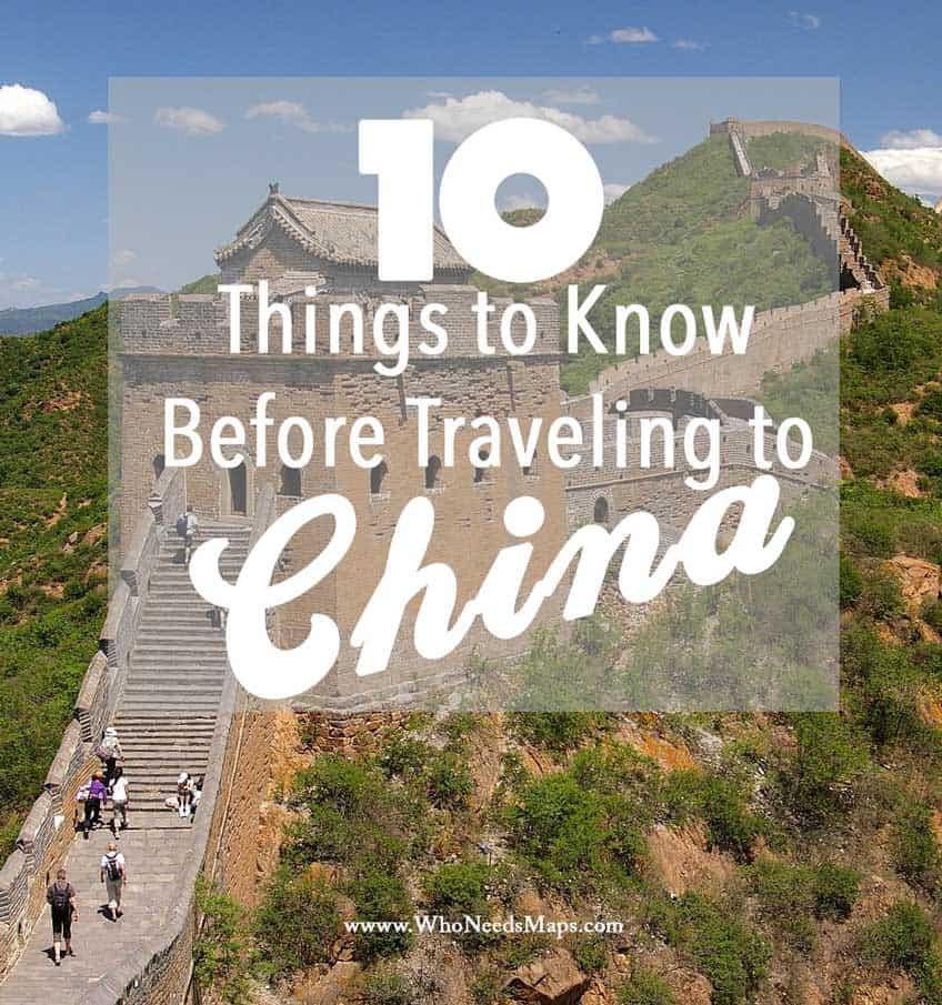 china travel tips banner