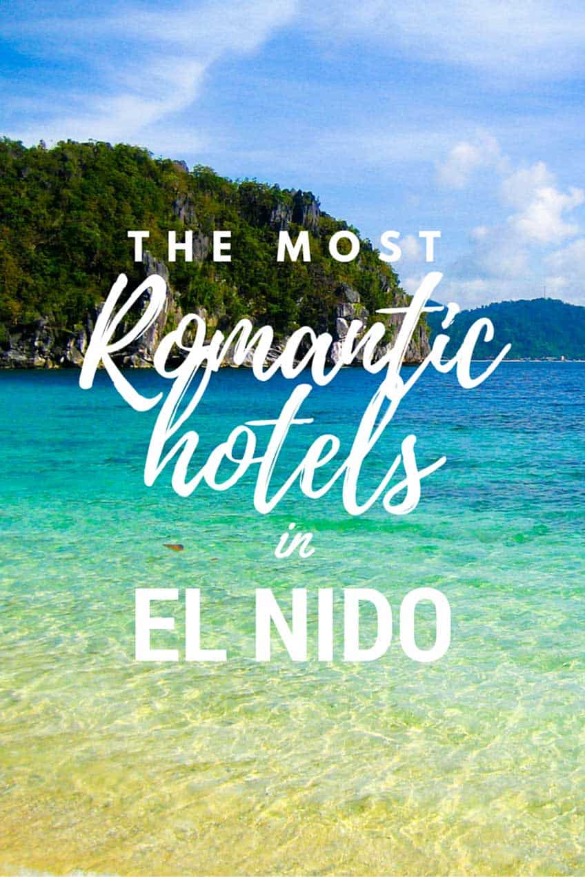 hotels in el nido palawan