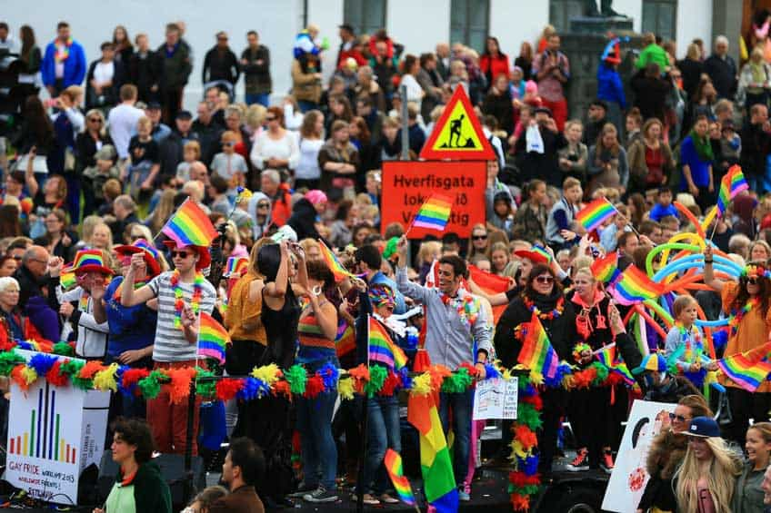 top gay travel destinations-Iceland