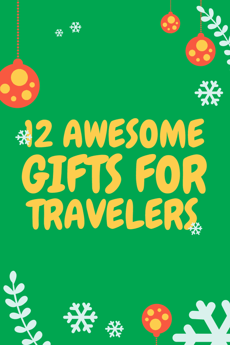 holiday gifts for travelers banner