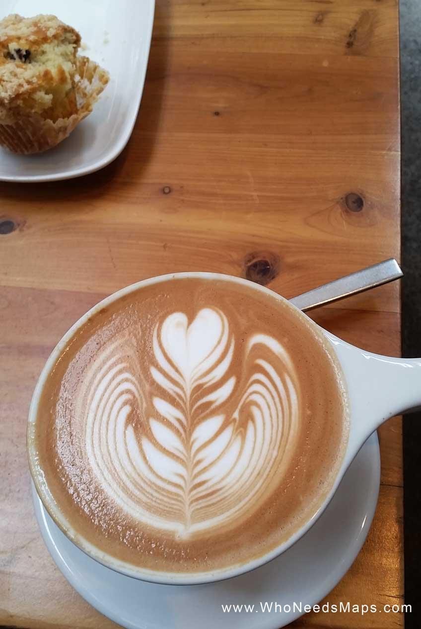 Los Angeles coffee shops intelligencia