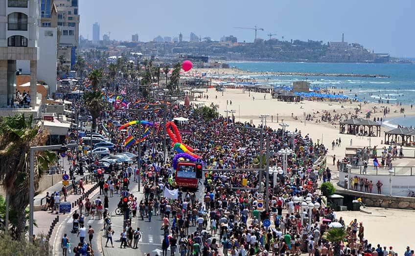 top gay travel destinations-Israel