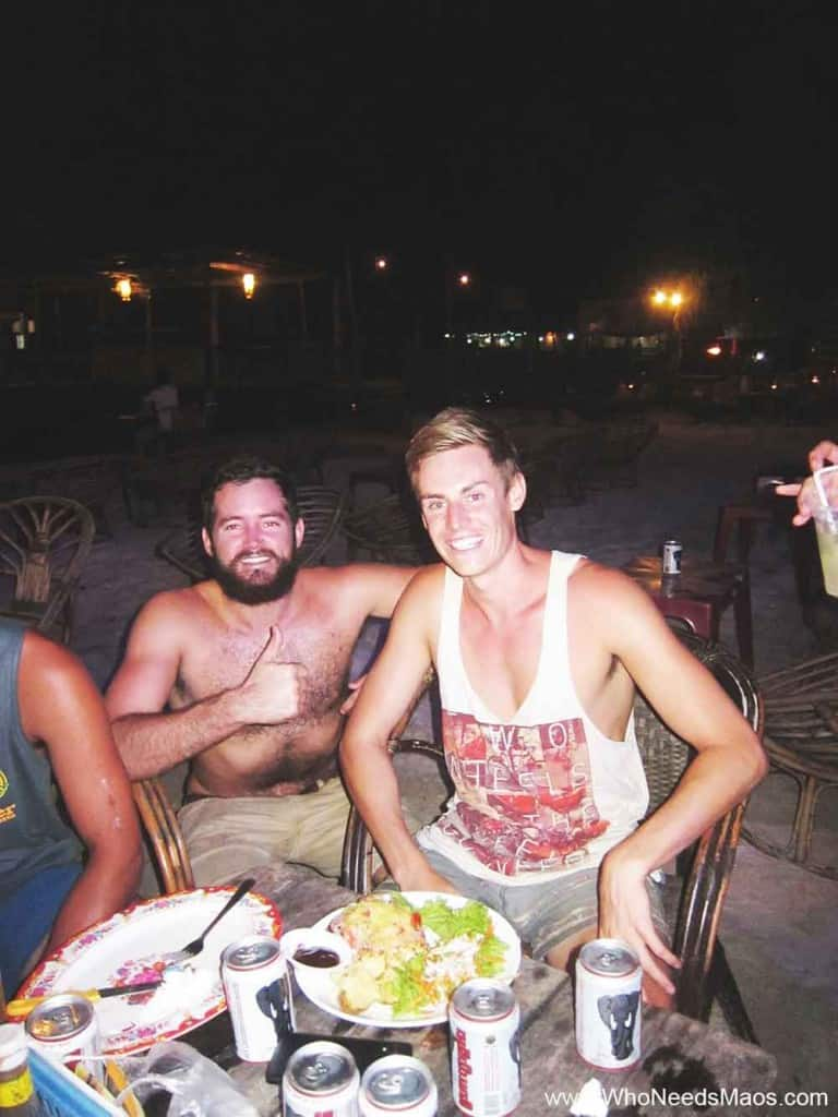 Jolly and Jack - Things to do in Koh Rong