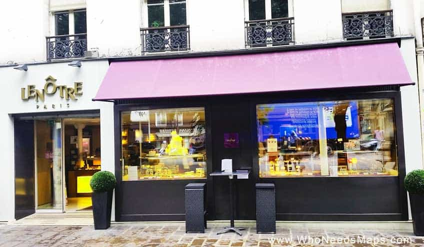 Paris Food Tour lnortre
