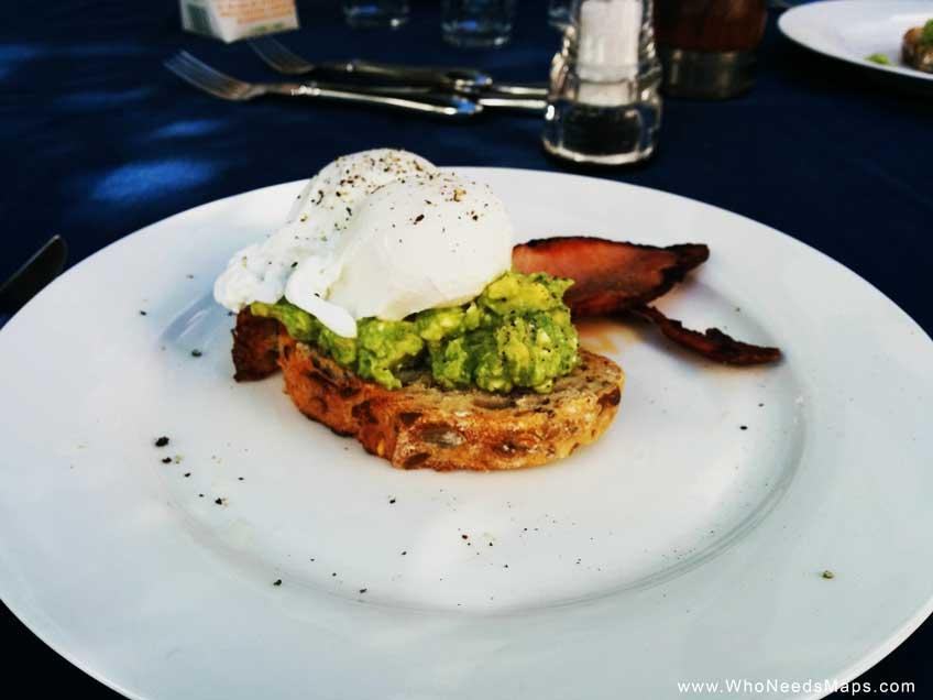 Australians in America - Melbourne breakfast