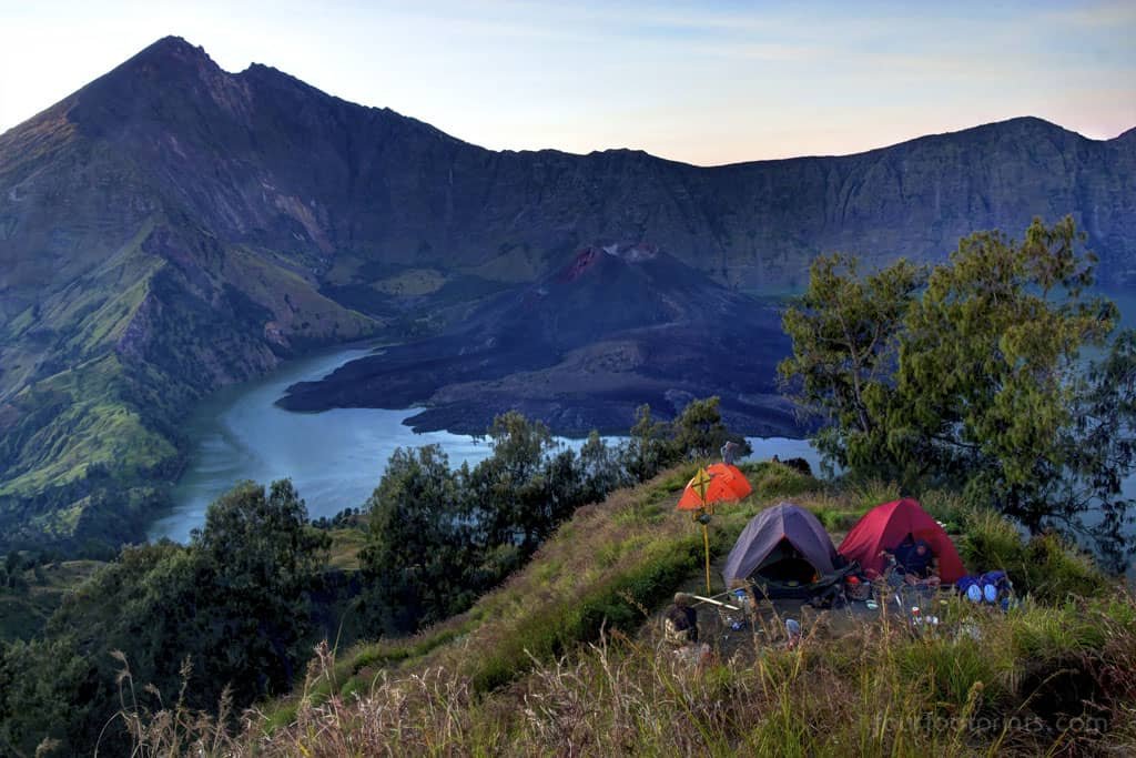 Lombok-best hikes in Asia