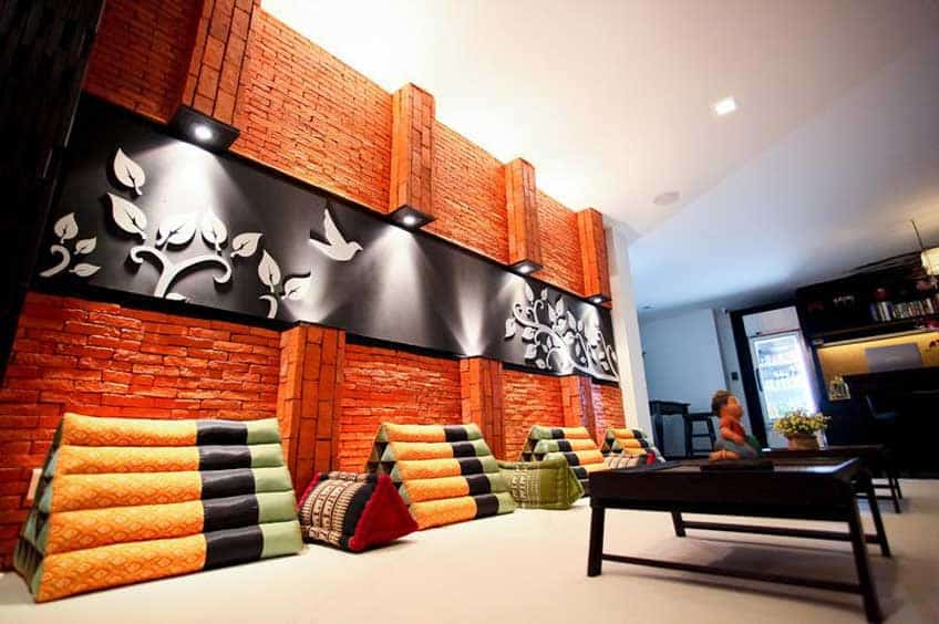 Best hostels in Bangkok - nappark hostel