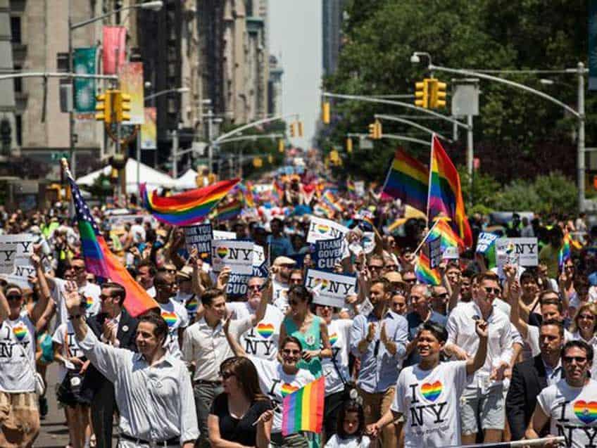top gay travel destinations-USA-New York