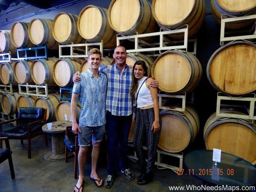 Orange Coast Winery luxury us