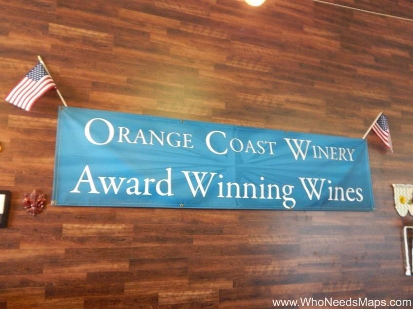 Orange Coast Winery-newport beach luxury