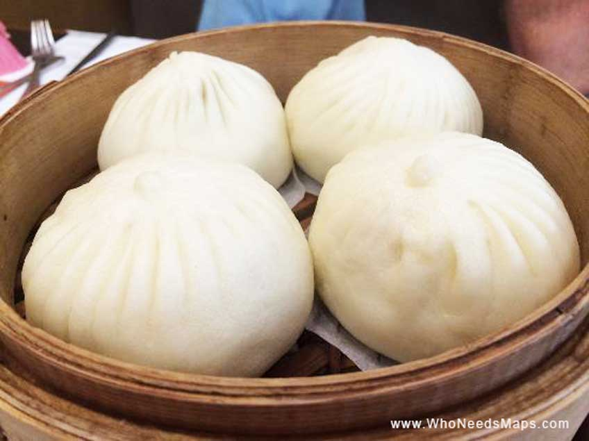 Best Southeast Asian Food - pork buns