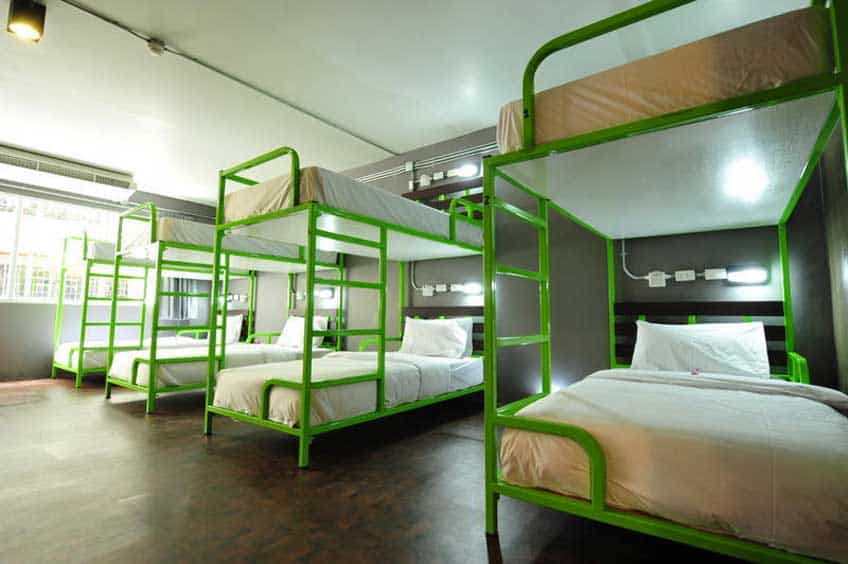 Best hostels in Bangkok - saphaipae hostel best hostel in bangkok