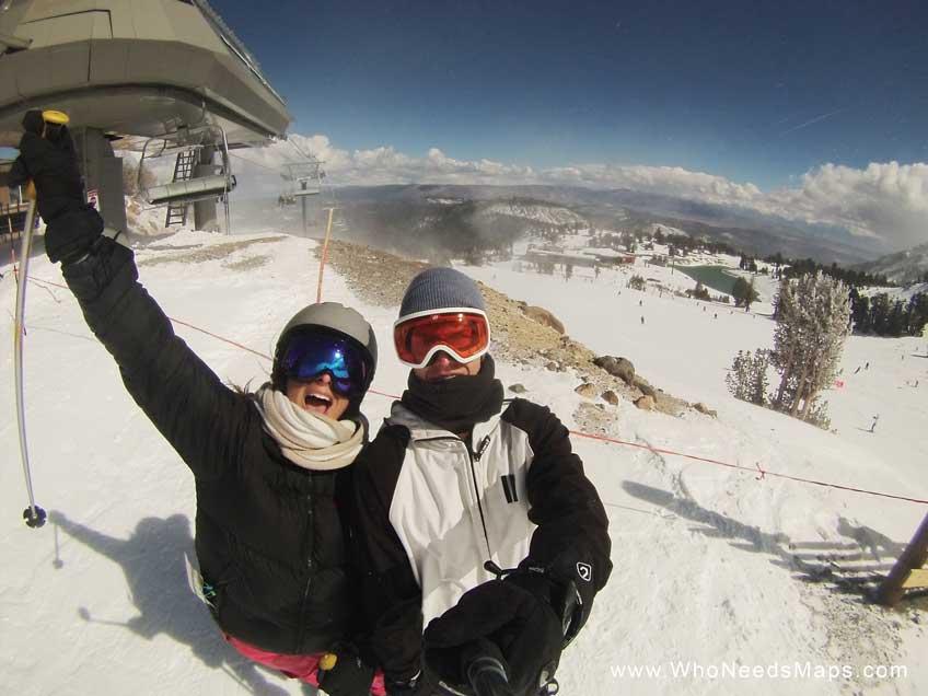 adventures in life skiing