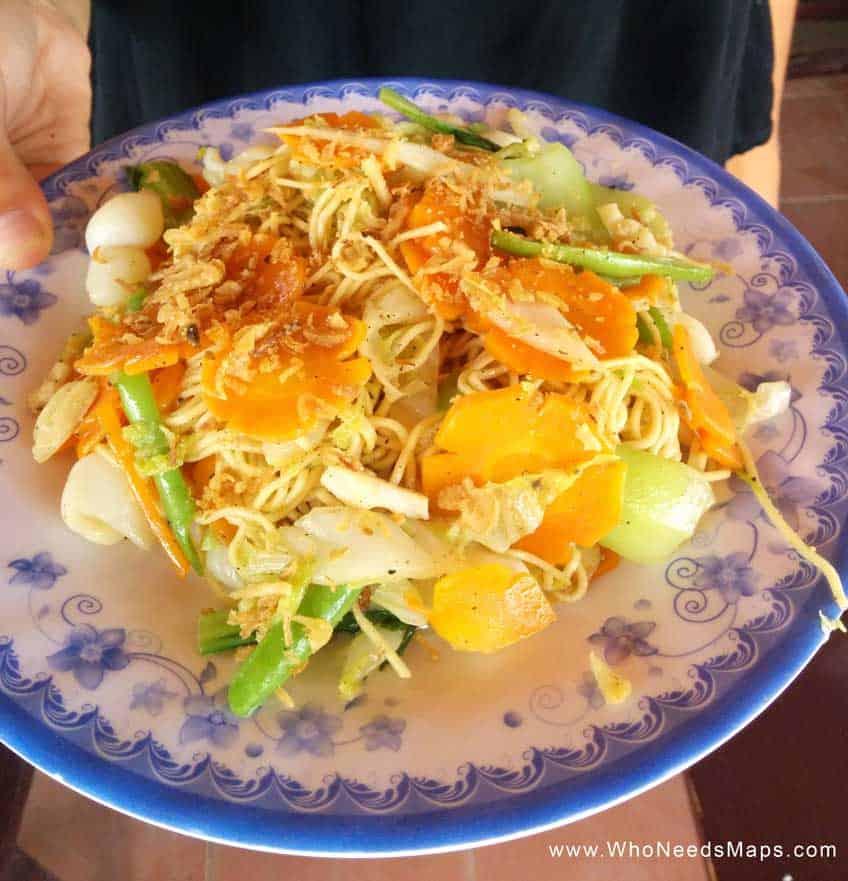 vietnamese cooking class squid