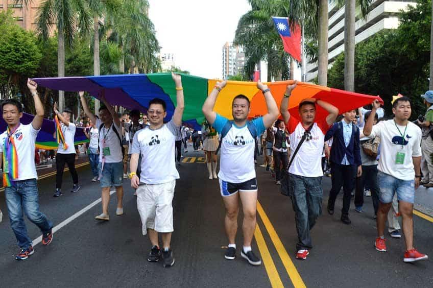 top gay travel destinations-Taiwan