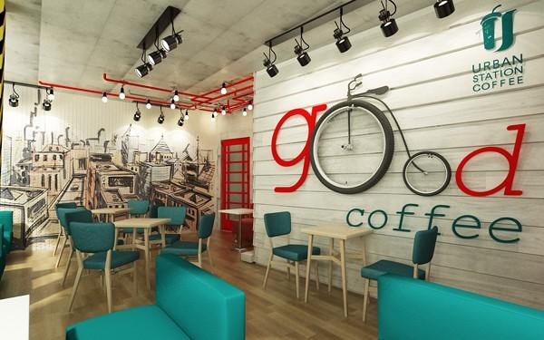 urban station cafe best coffee in Hanoi Vietnam