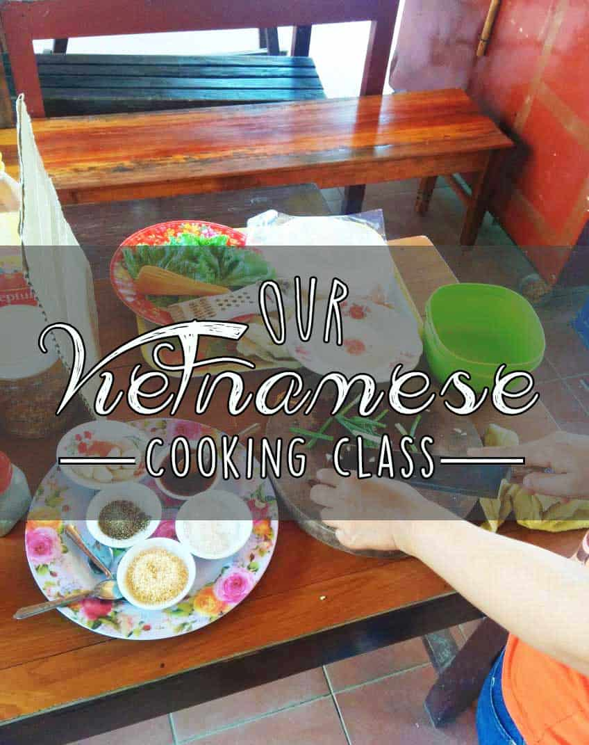 Check out this delicious Vietnamese cooking class!
