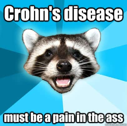 traveling with crohns humor