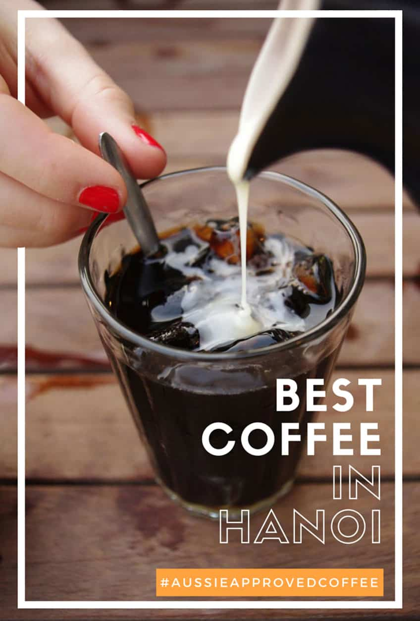 Best Vietnamese Coffee Shops in Hanoi