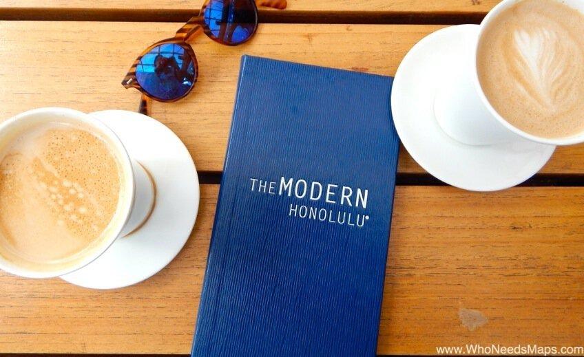 Brunch at The Modern Honolulu