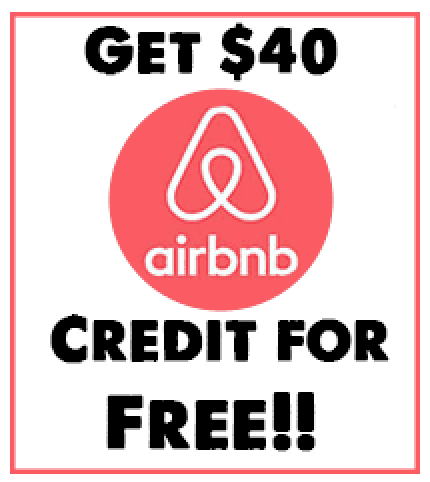 free air bnb credit
