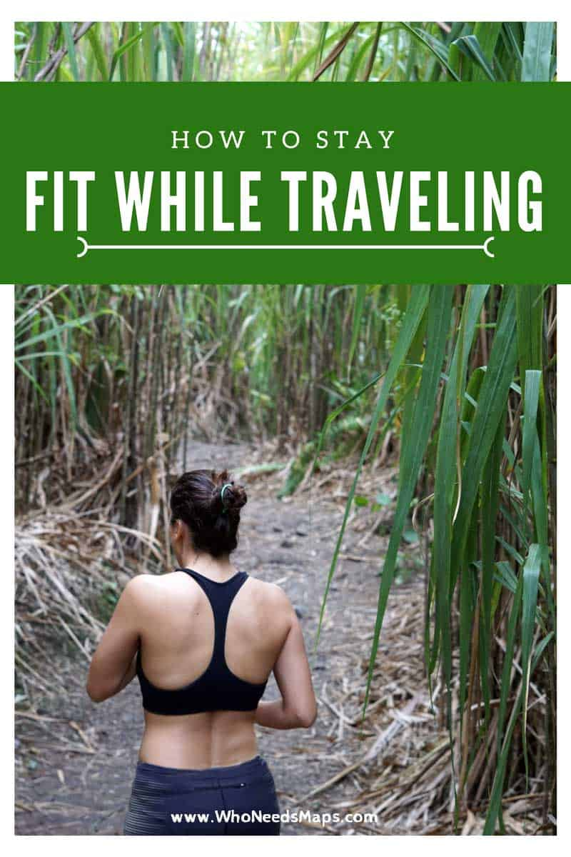Fitness While Traveling