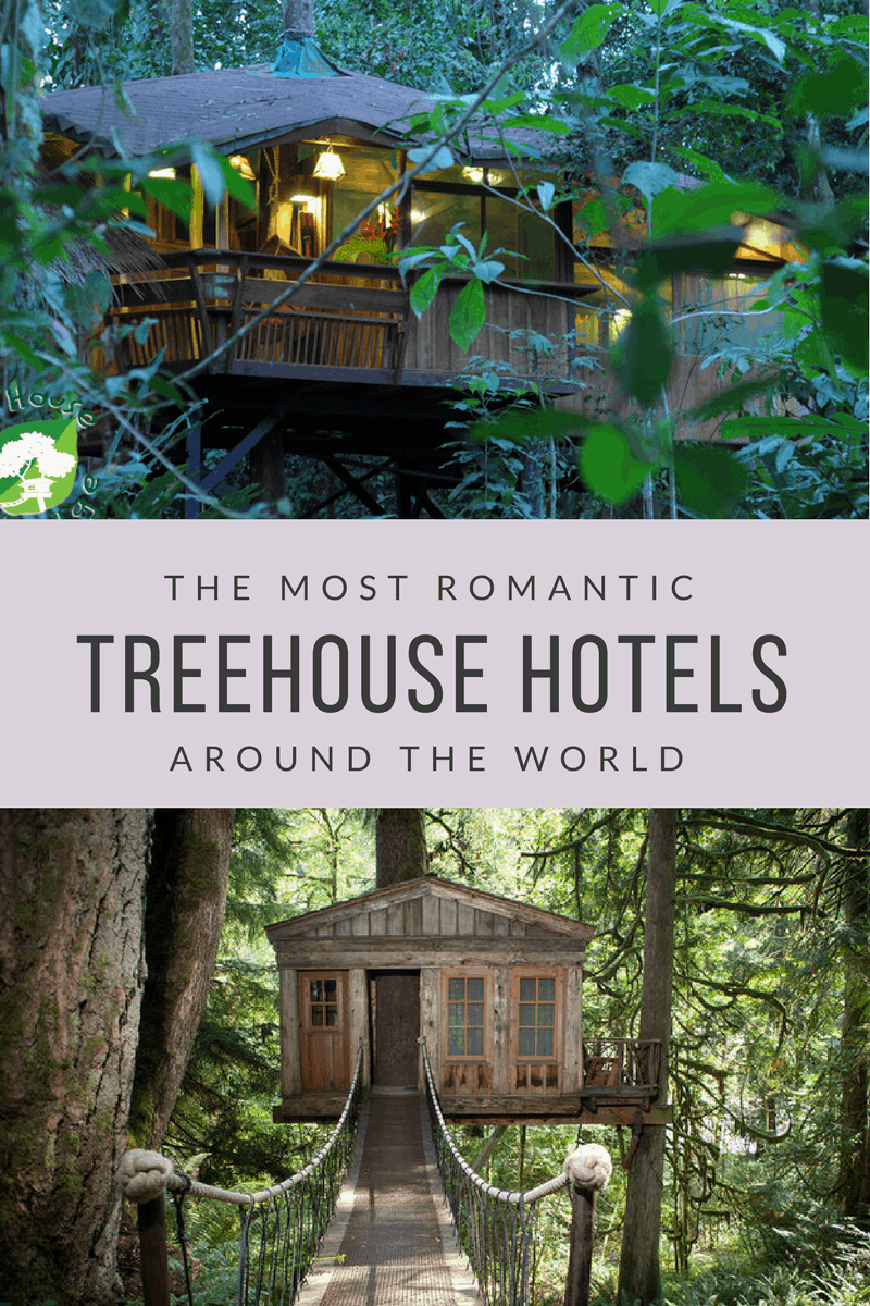 Best Treehouse Hotels around the World