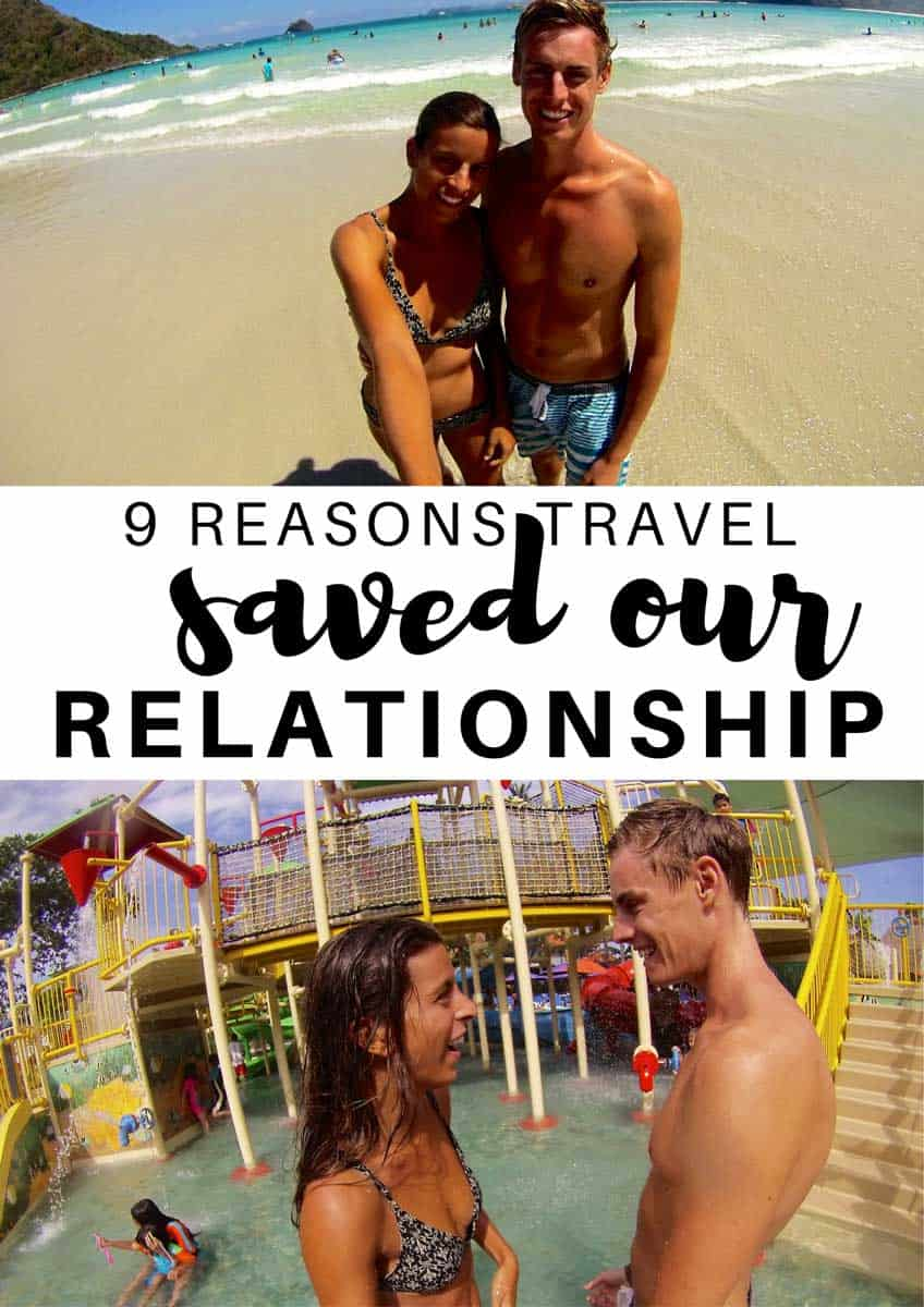 9 Ways Travel has Saved our Relationship